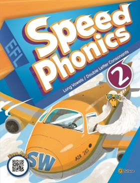 Speed Phonics 2 Student Book (including Workbook, CDs, Flashcards)