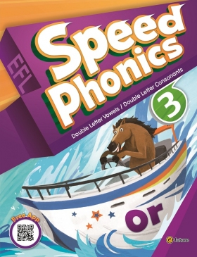 Speed Phonics 3 Student Book (including Workbook, CDs, Flashcards)