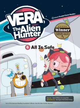 Vera the Alien Hunter 1-6: All is Safe (with CD)
