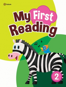 My First Reading 2 Student Book (with Workbook and  Flashcards and MP3 CD)