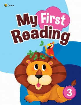 My First Reading 3 Student Book (with Workbook and  Flashcards and MP3 CD)