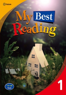 My Best Reading 1 Student Book (with Workbook and MP3 CD)