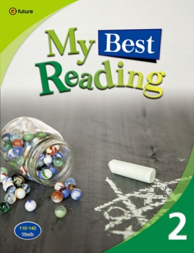 My Best Reading 2 Student Book (with Workbook and MP3 CD)