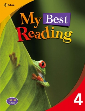 My Best Reading 4 Student Book (with Workbook and MP3 CD)