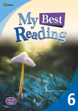 My Best Reading 6 Student Book (with Workbook and MP3 CD)