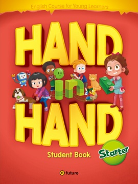 Hand in Hand Starter Student Book with Hybrid CD (mp3 Audio + Digital Resources)