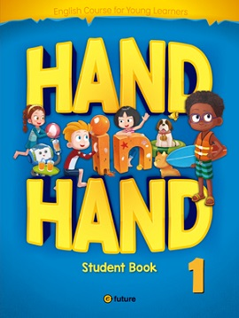 Hand in Hand 1 Student Book with Hybrid CD (mp3 Audio + Digital Resources)