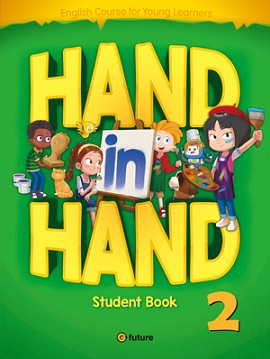 Hand in Hand 2 Student Book with Hybrid CD (mp3 Audio + Digital Resources)