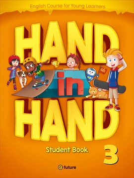 Hand in Hand 3 Student Book with Hybrid CD (mp3 Audio + Digital Resources)