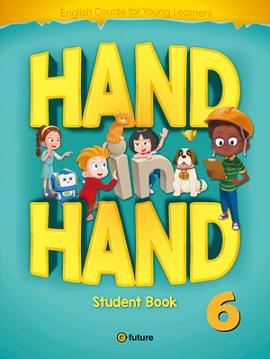 Hand in Hand 6 Student Book with Hybrid CD (mp3 Audio + Digital Resources)