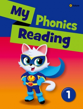 My Phonics Reading 1 Student Book (with Workbook and MP3 CD)