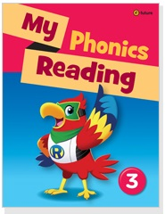 My Phonics Reading 3 Student Book (with Workbook and MP3 CD)
