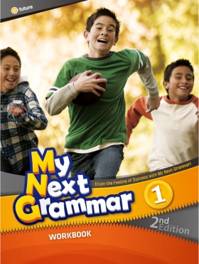 My Next Grammar 1 (2nd Edition) Workbook