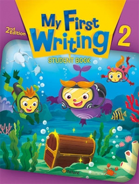 My First Writing 2nd Edition 2 Student Book