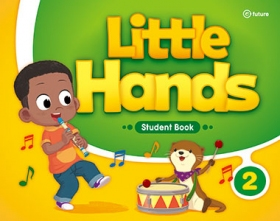 Little Hands 2 Student Book with MP3 CD