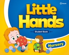 Little Hands Nursery Student Book with MP3 CD
