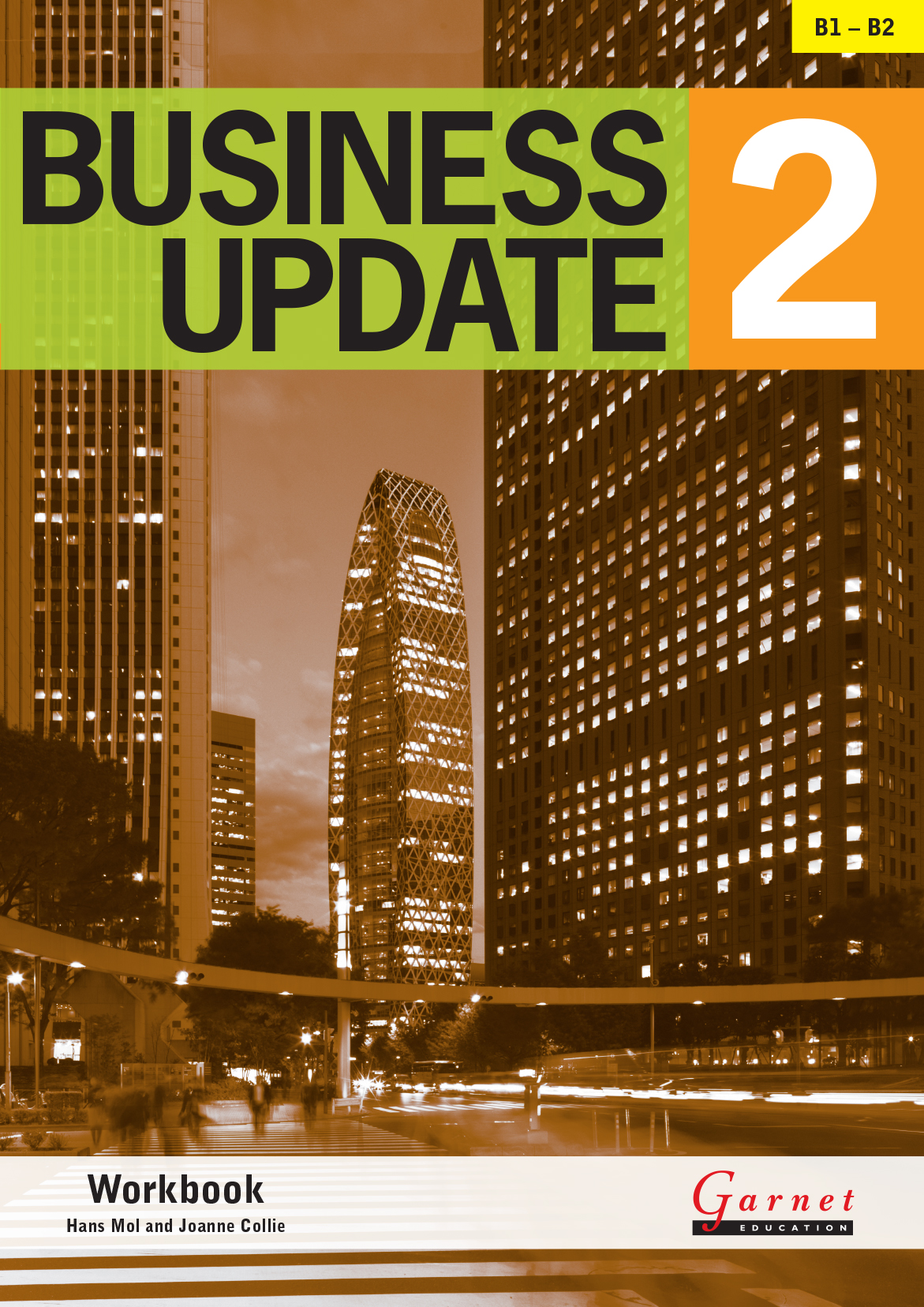 Business Update 2 Workbook (with CD)