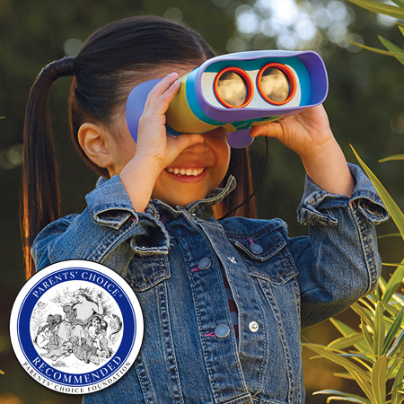 GeoSafari® Jr. Kidnoculars™  初めての双眼鏡