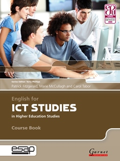 English for Specific Academic Purposes: English for ICT Studies Course Book with audio CDs
