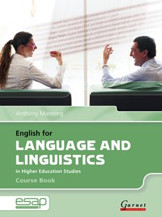 English for Specific Academic Purposes: English for Language and Linguistics Course Book with audio CDs