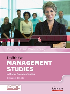English for Specific Academic Purposes: English for Management Studies Course Book with audio CDs