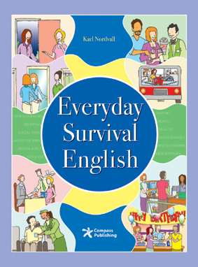 Everyday Survival English Student's Book with Audio CD