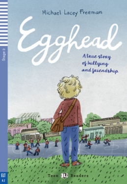 Teen ELI Readers 2: Egghead (with CD)