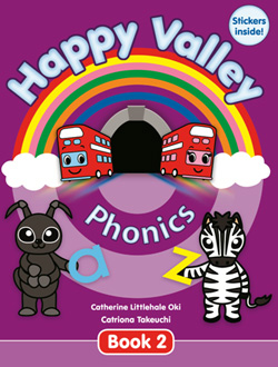 Happy Valley Phonics Book 2