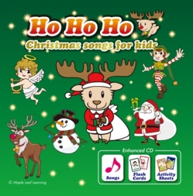 Ho Ho Ho - Christmas Songs for Kids