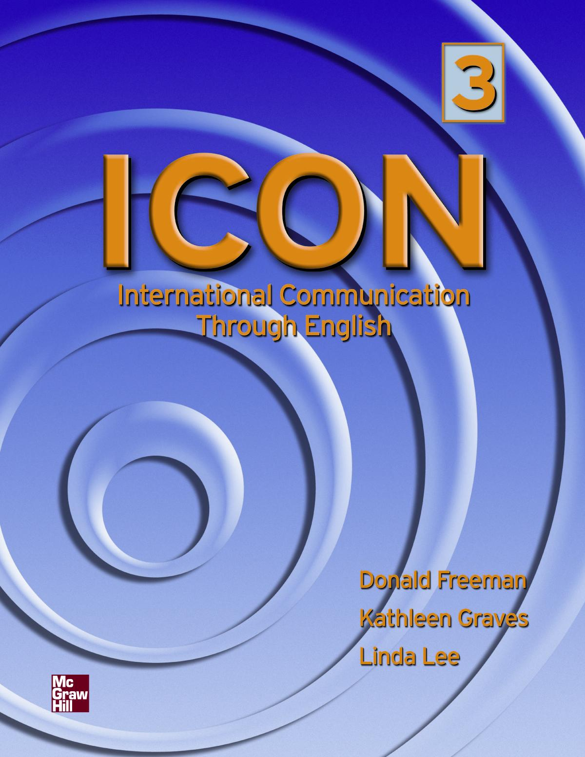 Icon 3 Student Book with CD