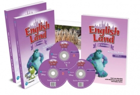 English Land 2nd Edition 5 Teacher's Value Set