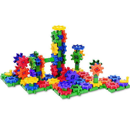 Gears! Gears! Gears!® Beginner's Building Set  カラフルギアブロック ビギナーズセット