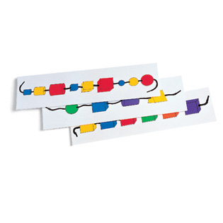 Attribute Bead Activity Cards