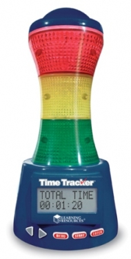 Time Tracker® Classroom Timer  光る!鳴る!クラスルームタイマー