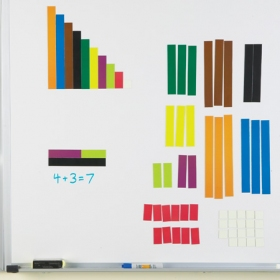 Cuisenaire Rods Introductory Set: Magnetic
