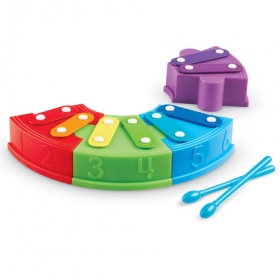 Rainbow Learning Xylophone