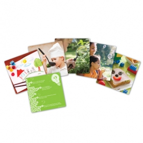 Snapshots Critical Thinking Photo Cards: Grades PreK–K