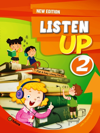 Listen Up 2 (New Edition) Student Book with CDs