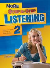 More Step by Step Listening 2 Student Book (with CD and Answer Key)