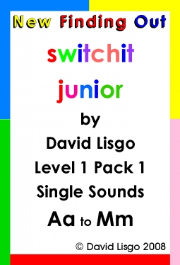 New Finding Out Switchit Junior: Level 1 Pack 1
