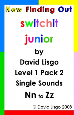 New Finding Out Switchit Junior: Level 1 Pack 2