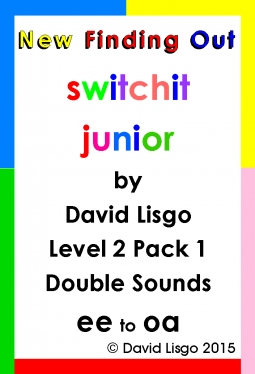New Finding Out Switchit Junior: Level 2 Pack 1