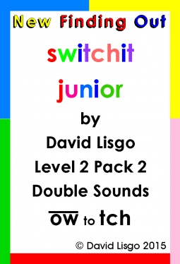 New Finding Out Switchit Junior: Level 2 Pack 2