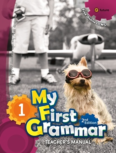 My First Grammar 1 (2nd Edition) Teacher's Manual