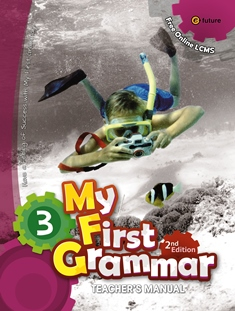 My First Grammar 3 (2nd Edition) Teacher's Manual