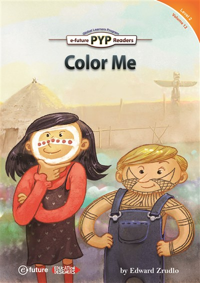 PYP Readers 2: Color Me