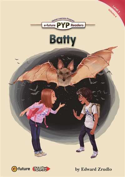 PYP Readers 3: Batty