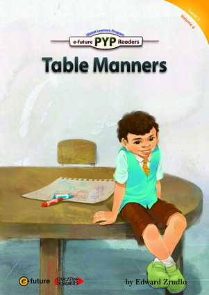 PYP Readers 1: Table Manners