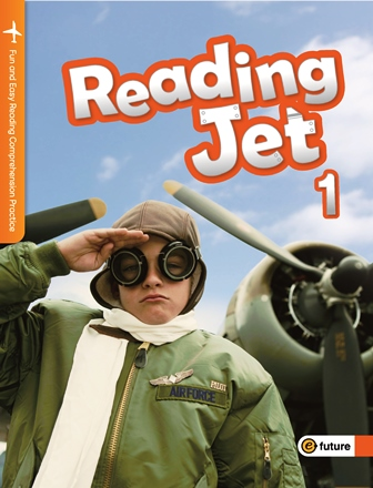 Reading Jet 1 Student Book with CD