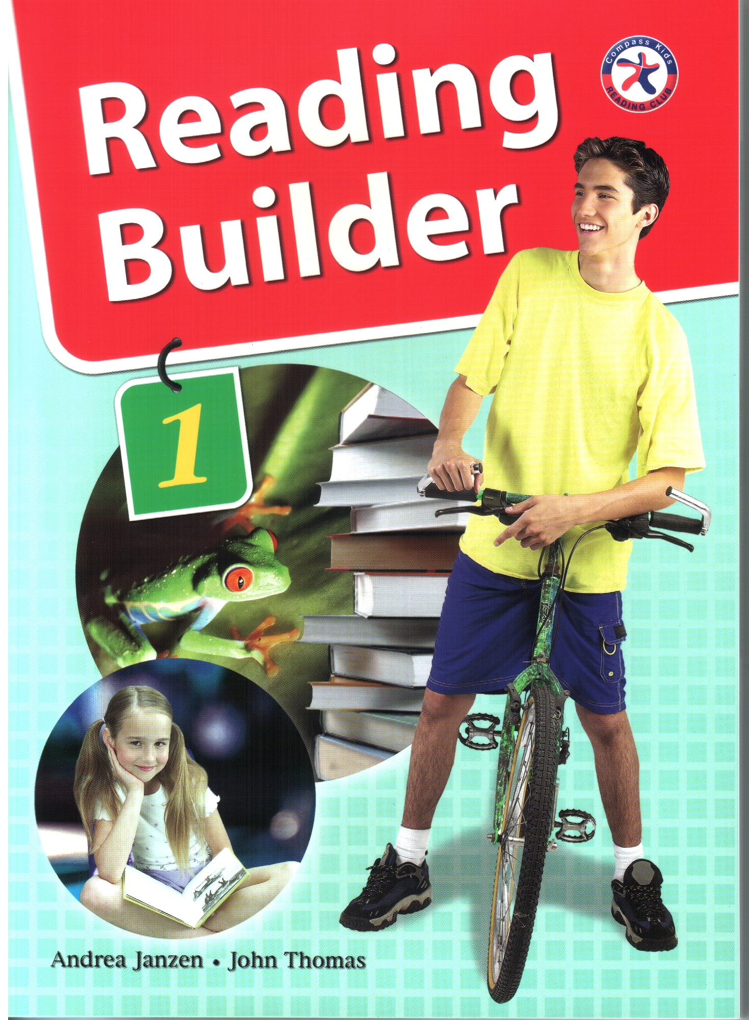 Reading Builder Student's Book 1 with Audio CD
